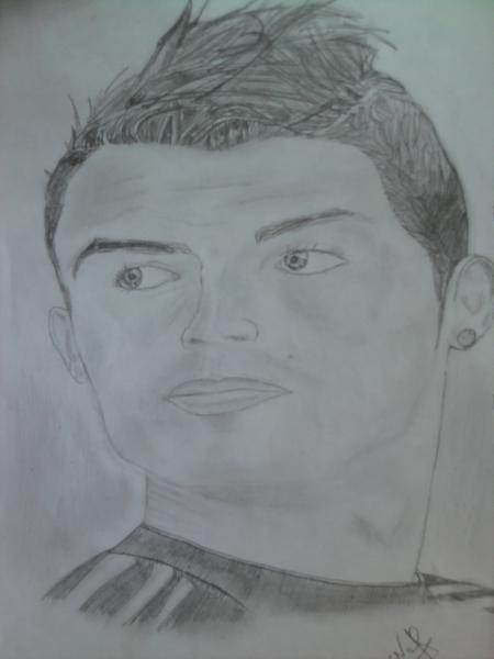 Cristiano Ronaldo by nabil